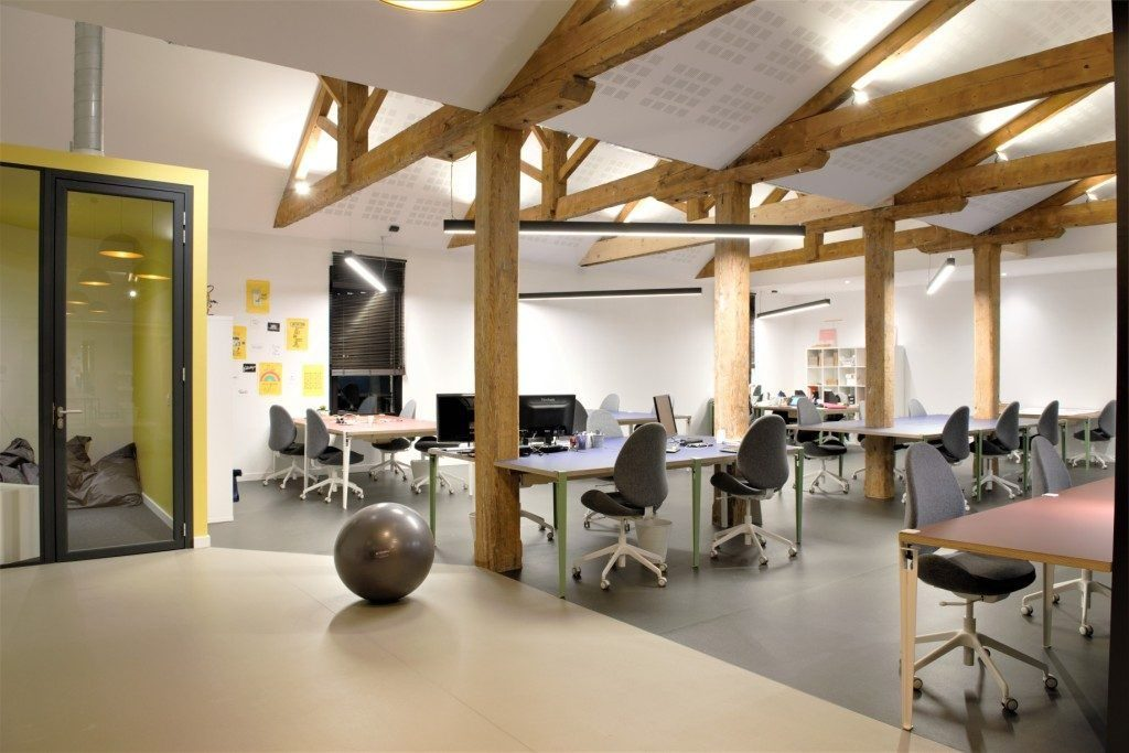 MOTA Coworking Manutention salle privée Bordeaux