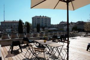 MOTA Coworking Manutention table terrasse Bordeaux